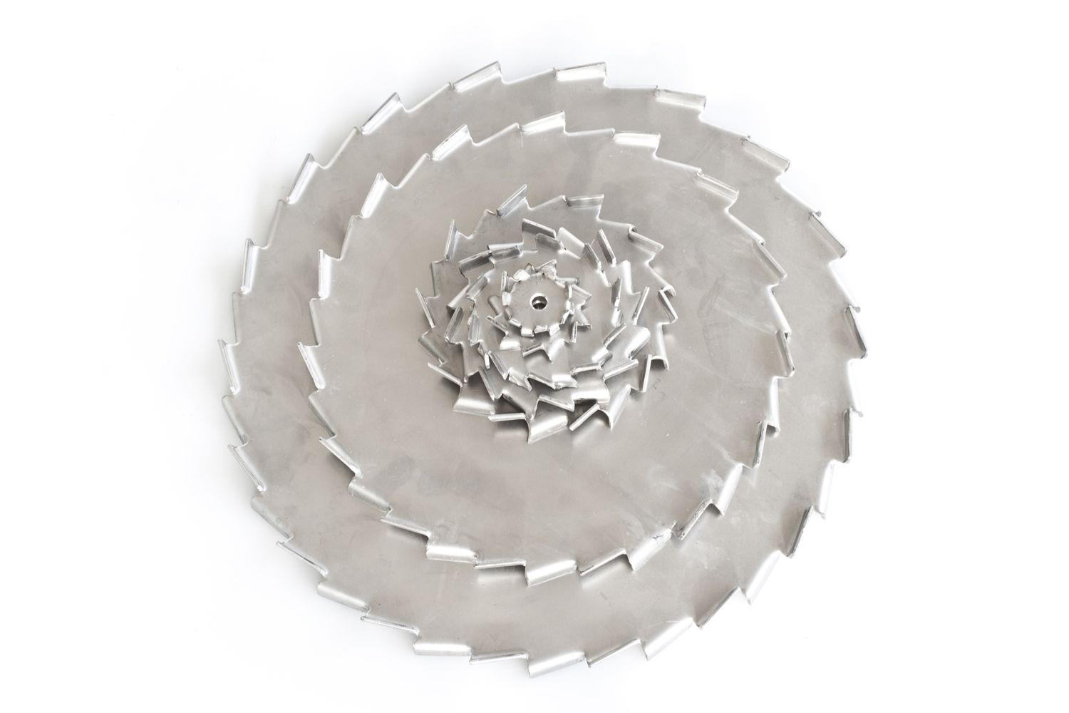 Chromed Indented impeller